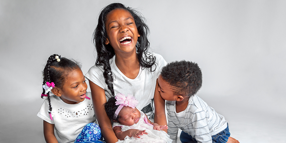 Why I Chose To Foster A Sibling Group